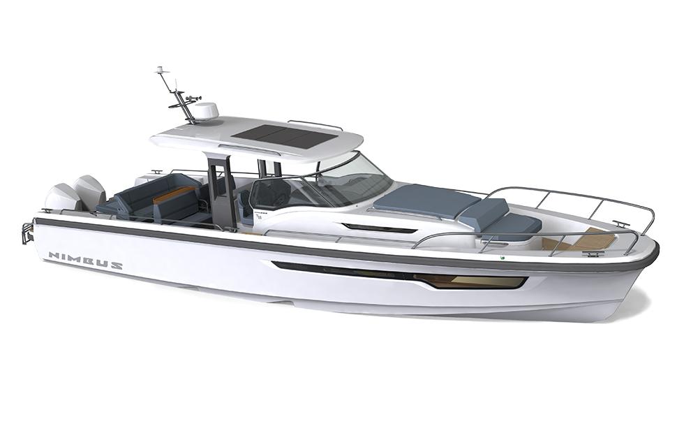 3D-modell av Nimbus T11